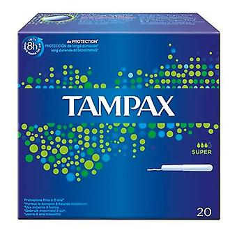 Tampax Tampax cardboard super (Hygiene and health , Intimate hygiene , Tampons)