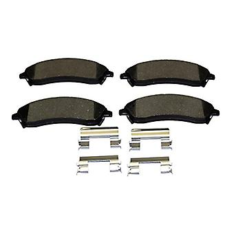 Monroe DX1019A Dynamic Premium Brake Pad Set with Wire Wear Sensors
