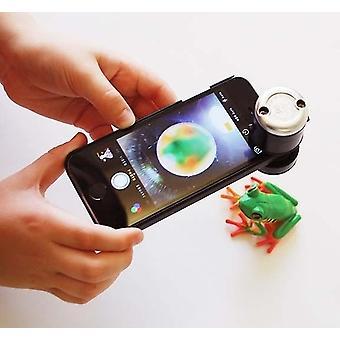Tedco Spielzeug Smart Phone Mikroskop - 1.5V