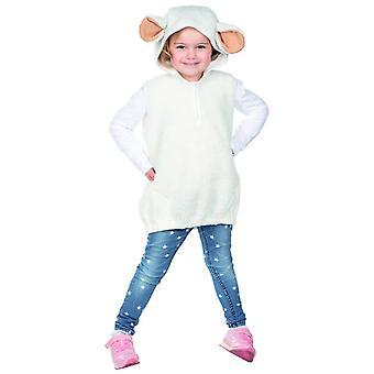 Sheep costume unisex Kids Carnival lamb farm animal costume sheep lamb