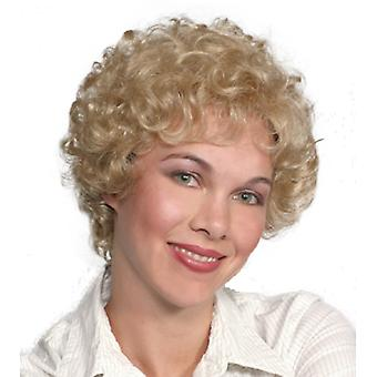 Fashion women short curly Ashley wig
