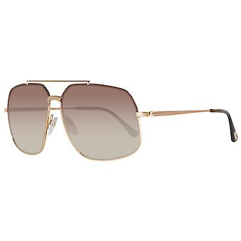 Tom Ford sunglasses ladies gold