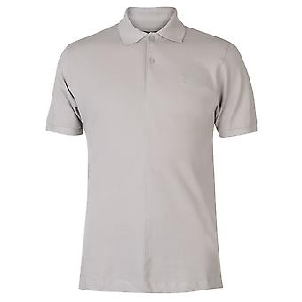 Pierre Cardin Panel Mens camisa Polo Classic Fit Tee Top manga corta algodón