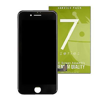 Premium jakości czarny ekran LCD dla iPhone 7 Plus