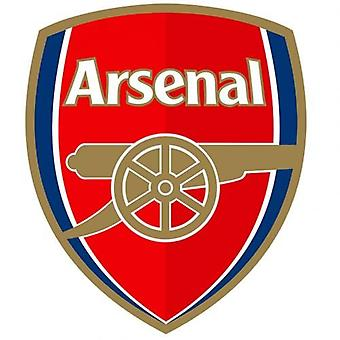 Arsenal Large Crest Sticker