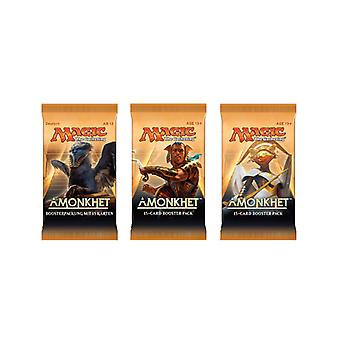 Magic The Gathering: Amonkhet Booster 3-Pack. Card