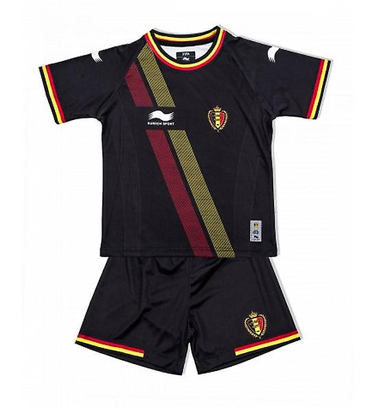 2014-15 Belgium World Cup Away Mini Kit