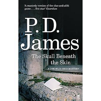 O crânio sob a pele (principal), por P. D. James - 9780571253371 livro