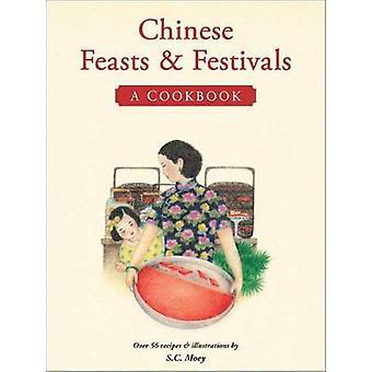 Chinesische Feste und Festivals - ein Kochbuch von S.C. Moey - 9780804849692