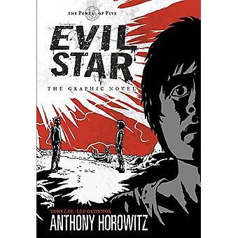 O poder da cinco - estrela maligna - Graphic Novel por Anthony Horowitz