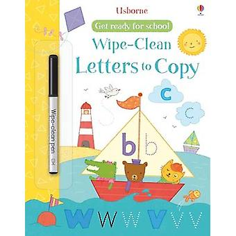Wipe-Clean Letters to Copy by Hannah Watson - Marina Aizen - 97814749