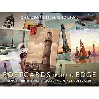Postcards from the Edge - Remote British Lighthouses in Vintage Postca