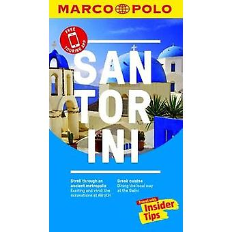 Santorini Marco Polo Pocket Guide by Marco Polo Travel Publishing - 9