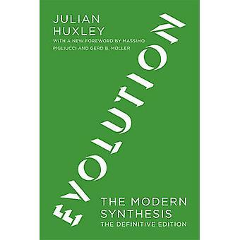 Evolutie - de moderne synthese (de definitieve ed) door Julian S. Huxl