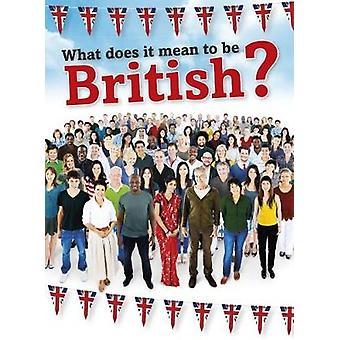 Hva betyr det å være britisk? av Nick Hunter - 9781474740609 bok