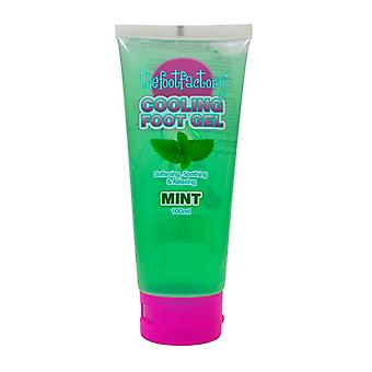 The Foot Factory Cooling Foot Gel Pack Of 3 ~ Mint