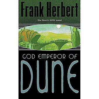 God Emperor of Dune (Gollancz)