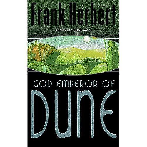God Emperor of Dune (Gollancz)