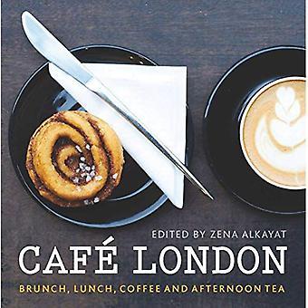 CAF Londen: Brunch, lunch, koffie en thee