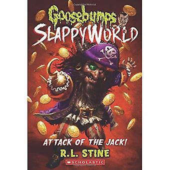 Attack av Jack (gåshud Slappyworld #2) (gåshud Slappyworld)