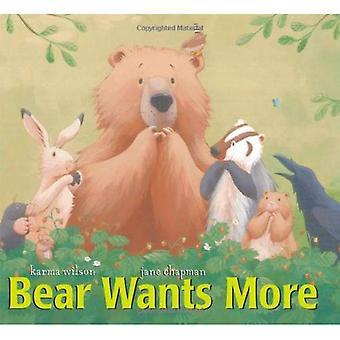 Ours en veut plus (carnet classique)