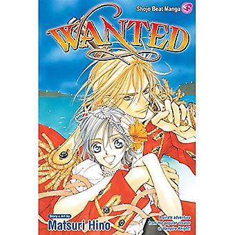 Wanted (Shojo Beat Manga)