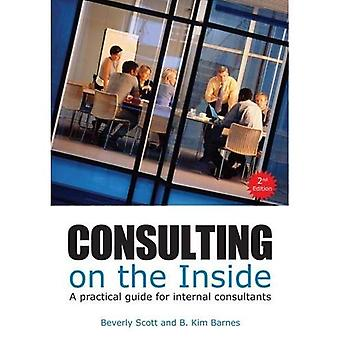 Consulting on the Inside: An Internal Consultant's Guide to Living and Working Inside Organization