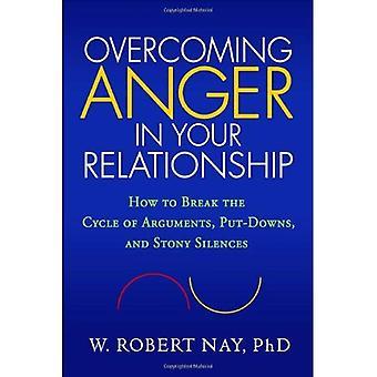 Surmonter la colère dans votre relation