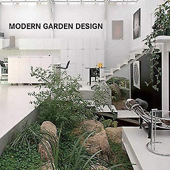 Diseño moderno jardín
