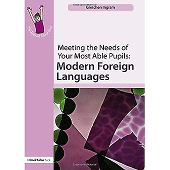 Meeting the Needs of Your Most Able Pupils: Modern Foreign Languages (Gifted and Talented)