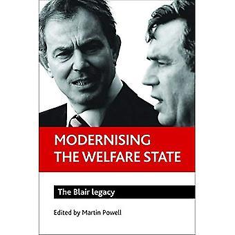 Modernisierung der Wohlfahrtsstaat: Blair Vermächtnis