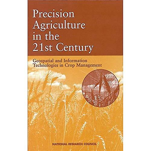 Precision Agriculture in the 21st Century  Geospatial and Information Technologies in Crop Management
