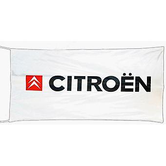 Large Citroen flag 1500mm x 900mm