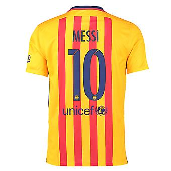 2015-16 Barcelone maillot (Messi 10)