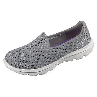 Skechers GO Walk Evolution Ultra 15738Gry   women shoes
