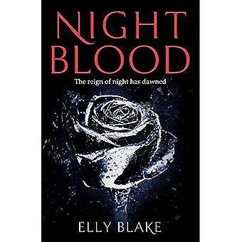 Nightblood: Frostblood Saga kirja kolme