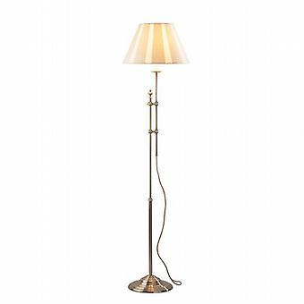 Dar Knightsbridge KNI4975 Floor Lamp