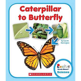 Caterpillar to Butterfly by Lisa M Herrington - 9780531249765 Book