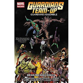 Guardians Team-Up Volume 1 - Guardians Assemble - Volume 1 by Brian Mic