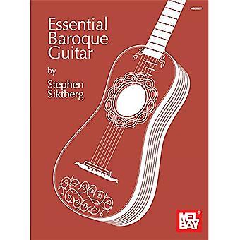 Essential Baroque Guitar by Stephen Siktberg - 9780786698820 Book