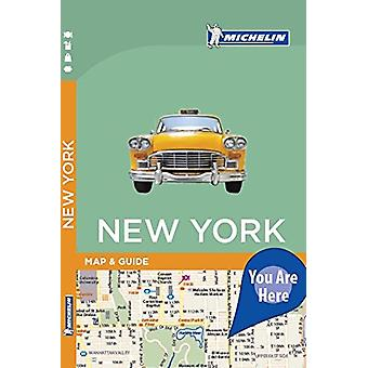 You are Here New York City - 2016 - 9782067212961 Book
