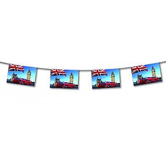 Bunting do barramento de Londres