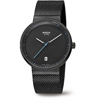 Boccia Titanium mens watch 3615-02