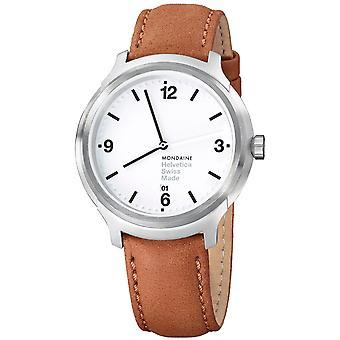 Mundane Helvetica No1-MH1. B1210. LG-Bold Men's Watch