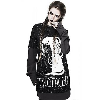 Rogue & Wolf Two Faced Sweater