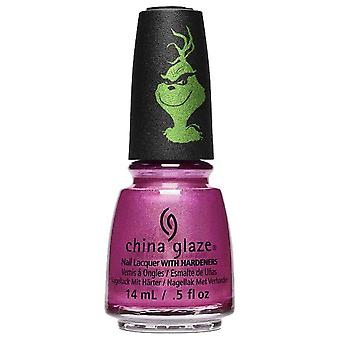 China Glaze The Grinch Limited-Edition Nail Polish Collection - Who Wonder (84329) 14ml
