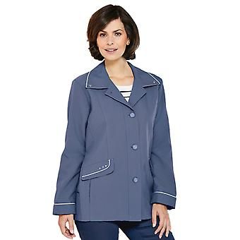 Ladies Womens Three Quarter Shower Coat Jacket