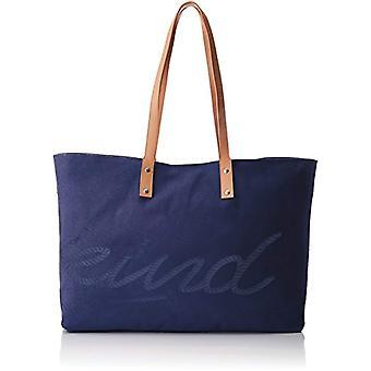 Liebeskind Berlin - Venice Liebe Woman Multicolored Beach Bags (Ink Blue W To. Blue) 22x51x35 cm (B x H x T)