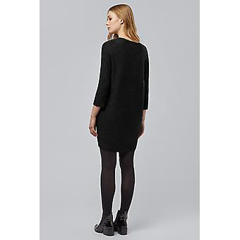 Louche Quinta Dress Black