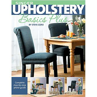 Creative Publishing International Upholstery Basics Plus Cpi 33294